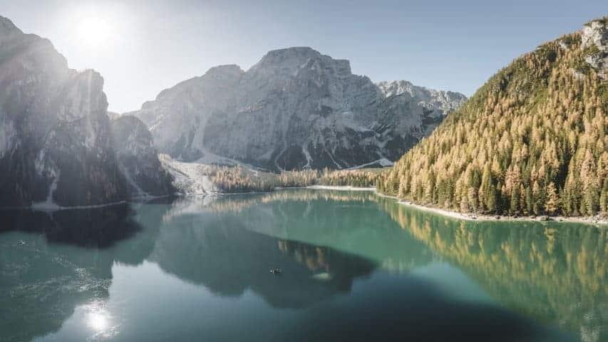 Lago di Braies-Pragser Wildsee