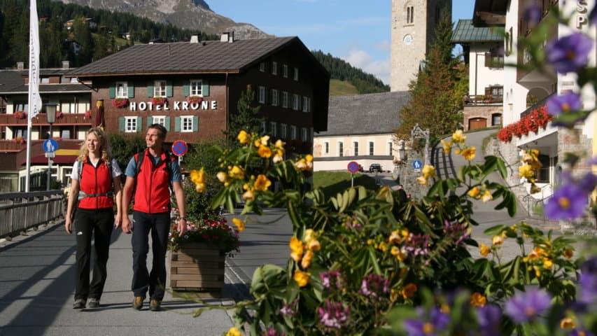 Lech Lechweg vandring