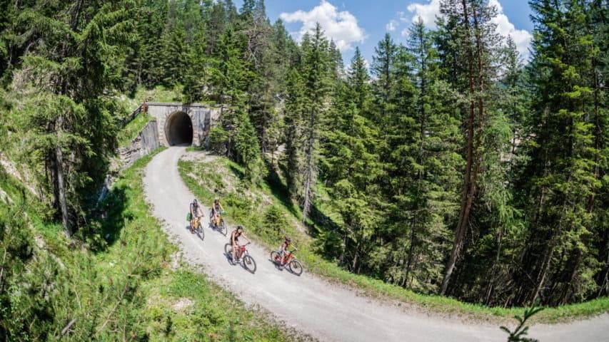 Cykla från München till Venedig Austria Travel