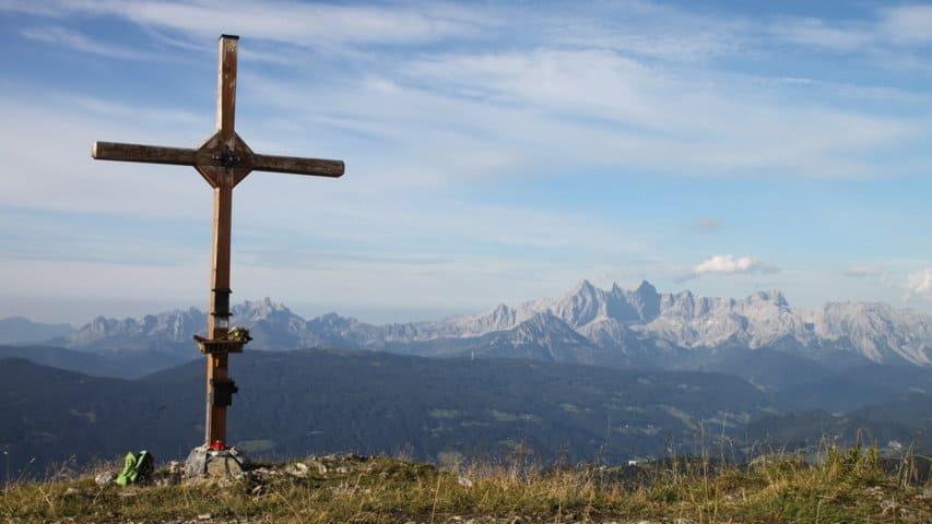 lackenkogel vandra fäbod Salzburger Almenweg