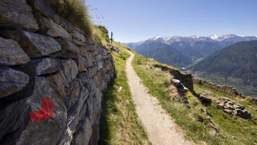 Vy vandra Alta Via Val Venosta
