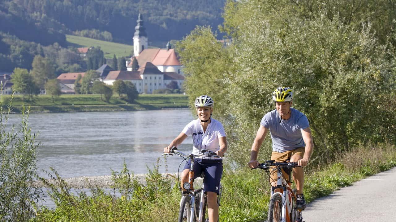 Cykling Salzburg Donau Wien
