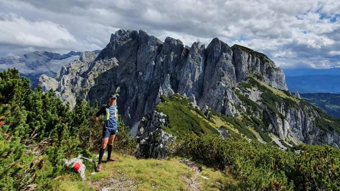 Peter Seebacher Trailrunner Dachstein