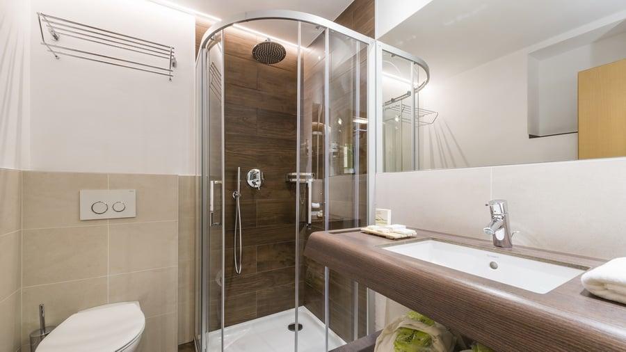 Hotel Paradies - Smart badrum