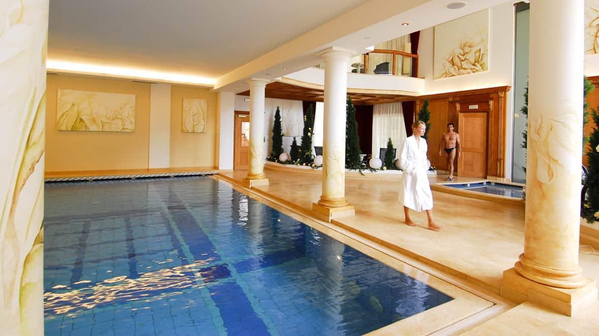 Hotel Paradies - Pool