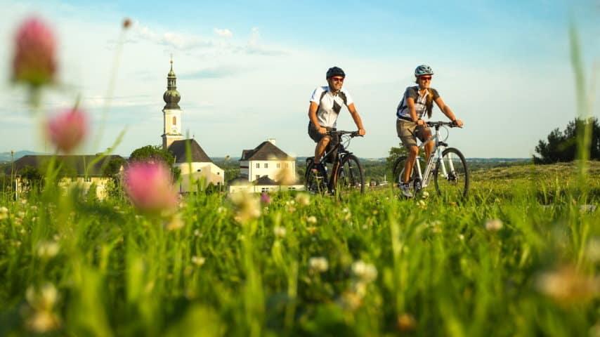 Tauern Radweg - Alpe Adria Cycle Trail Salzburg Grado