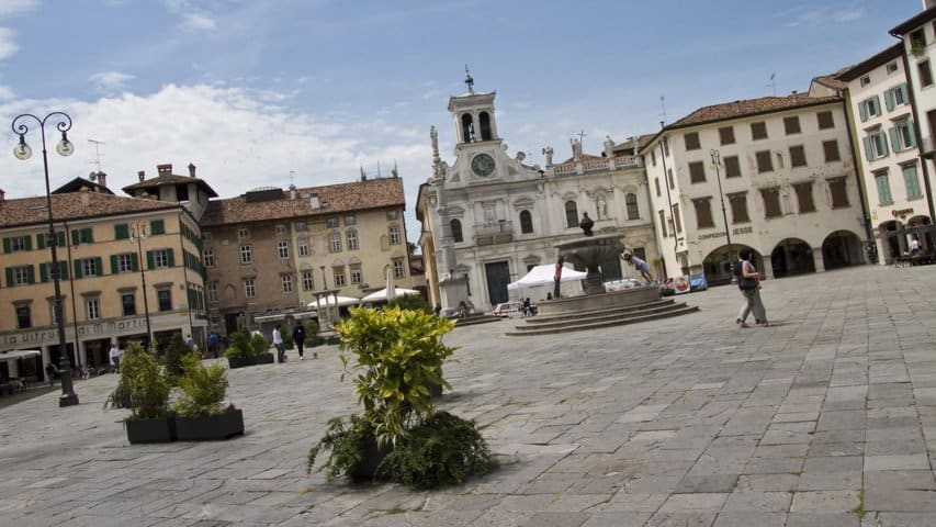 Udine piazza