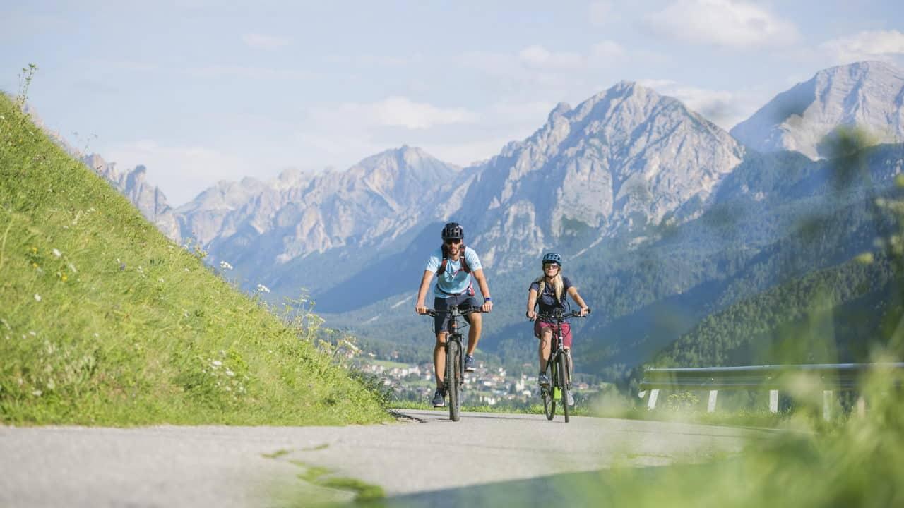 MTB Superbike i Dolomiterna